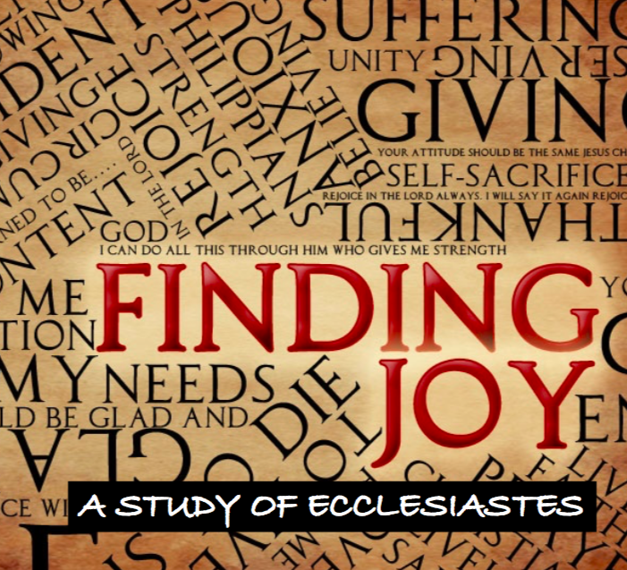 The Search for Joy